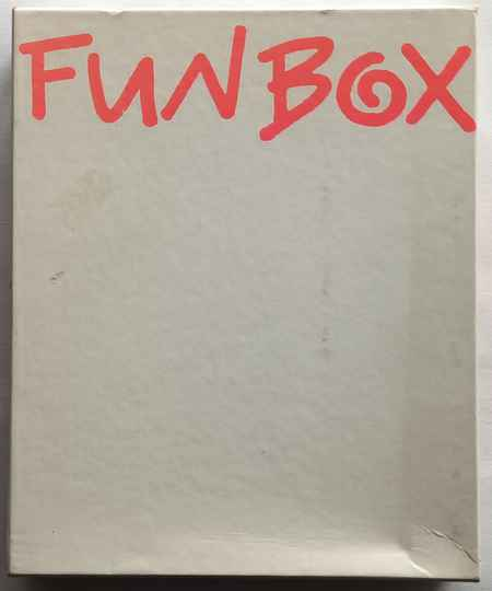 Amiga 500 - Fun Box compilation of 4 games: Kult, Opération Neptune, Purple Saturn Day, Hostages