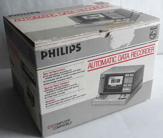 MSX - Data Recorder Philips D6450/60P (for spares/repairs)