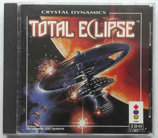 3DO - Total Eclipse (NTSC-J) region free