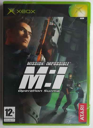 Xbox - Mission: Impossible - Operation Surma (PAL) factory sealed