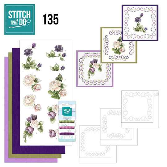 STDO135 - Purple flowers