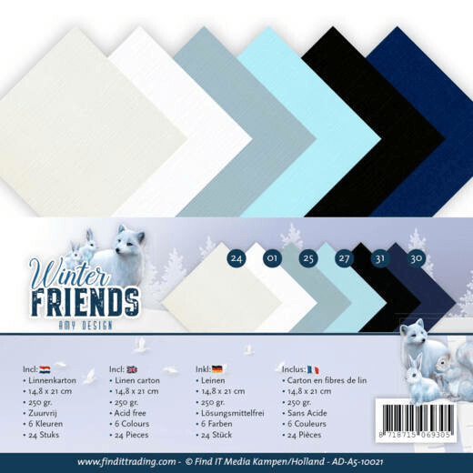Winter Friends - Amy Design