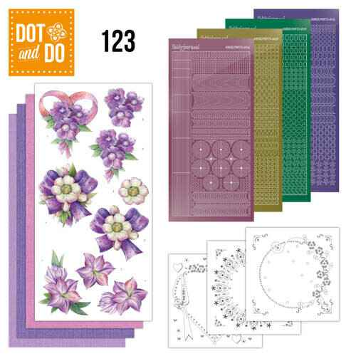 DODO123 Purple Flowers