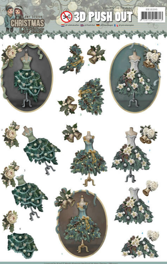 Christmas wishes - Amy Design