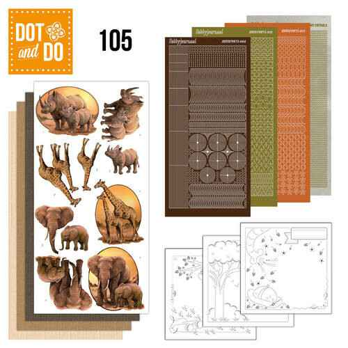 DODO105 Wild Animals
