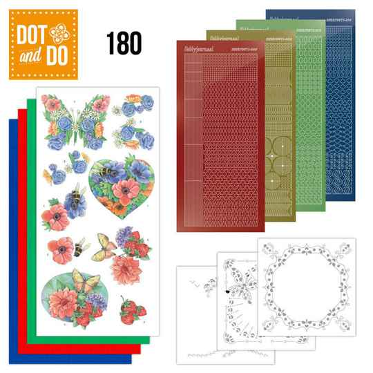 DODO180 - Summer Flowers