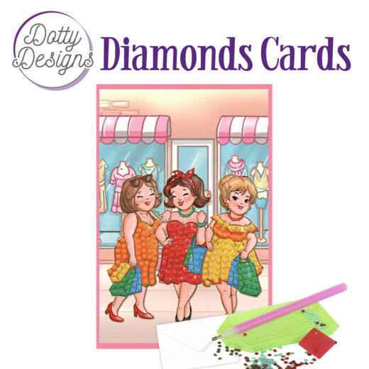 Dotty Designs Diamonds Cards