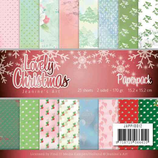 Paperpack - Jeanie's Art