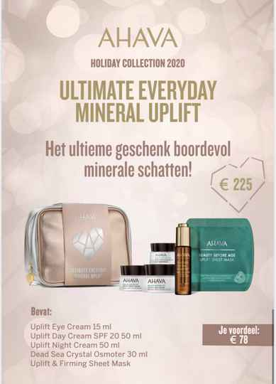 Ultimate Everyday Mineral Uplift