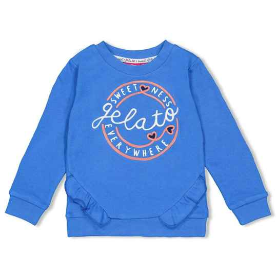 Jubel Sweater ruches - Sweet Gelato