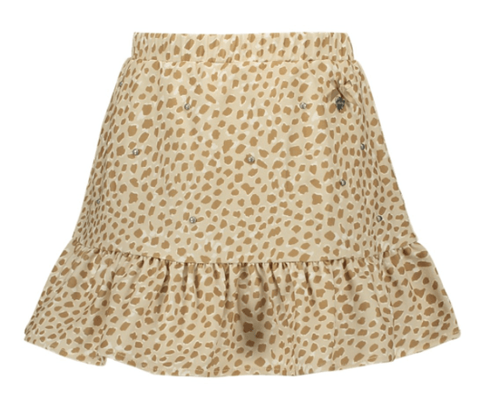 "Le Chic Skirt ""Animal Dots"""
