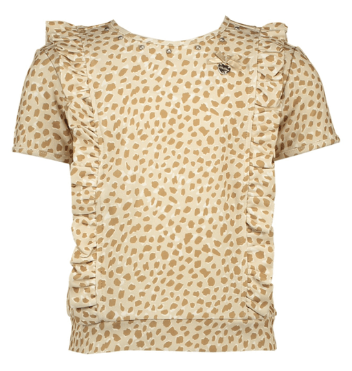 "Le Chic Top ""Animal Dots"""