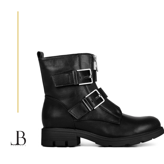 Boots - Double Buckle