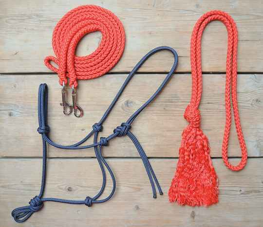 BASIC Touwhalster + touwteugel + neckrope