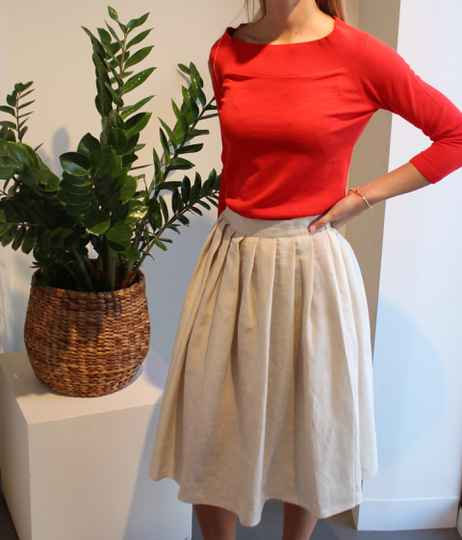 SCAPA PULL SOFIA RED