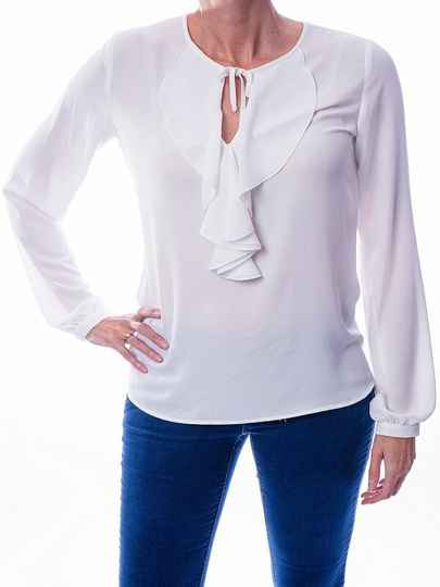 ONLY-M blouse wit 23285