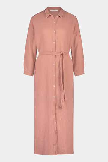 PENN & INK DRESS (S21T532) TERRACOTTA 25272