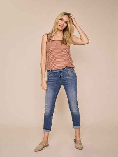 Mos Mosh Nelly String Jeans 139230-25627