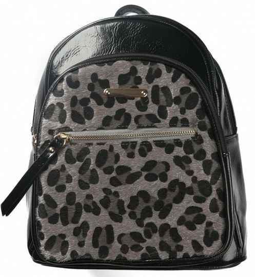 Backpack Animal Print