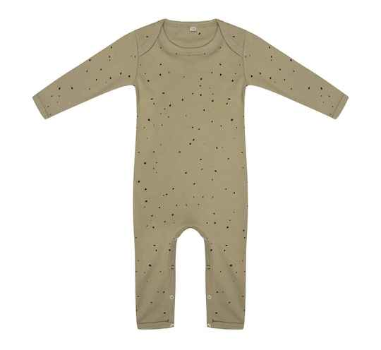 Little Indians - Jumpsuit Dots Sponge