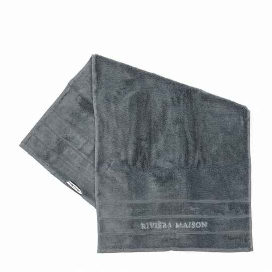 RM Hotel towel anthracite 100x50