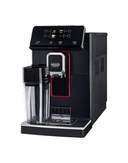 NIEUW! Gaggia Magenta Prestige, Plus of Milk - Black (PRIMEUR)