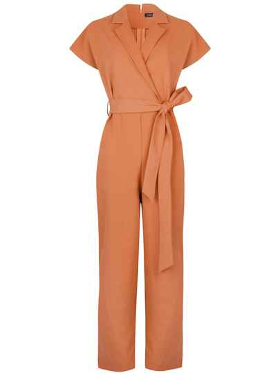 Ydence, Jumpsuit Margot, Terracotta