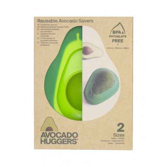 Food Huggers Avocado Savers 2 stuks