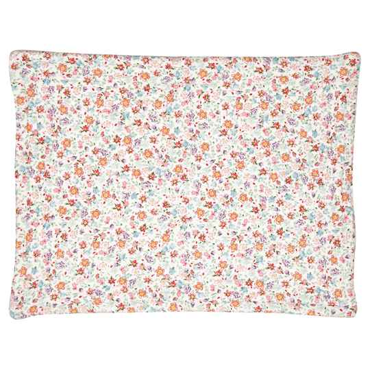 GreenGate  Placemat Clementine white  Quilted  QUIPLA35CLM0106