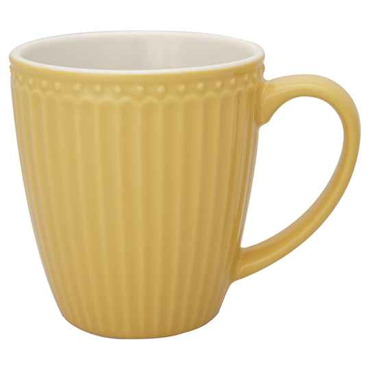 GreenGate  Mug Alice honey mustard     STWMUGAALI4006