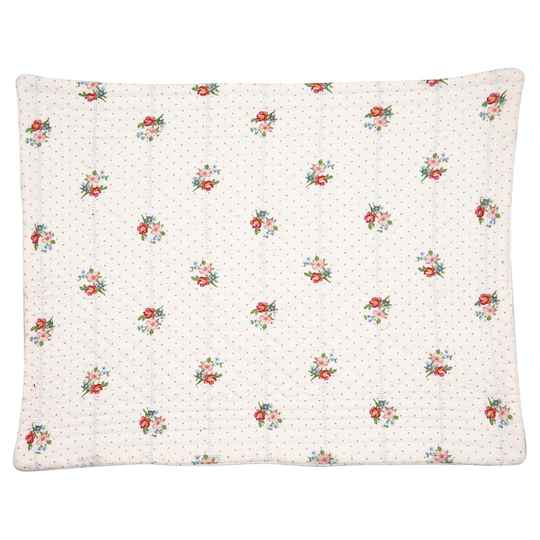 GreenGate  Placemat Eja white  Quilted QUIPLA35EJA0106
