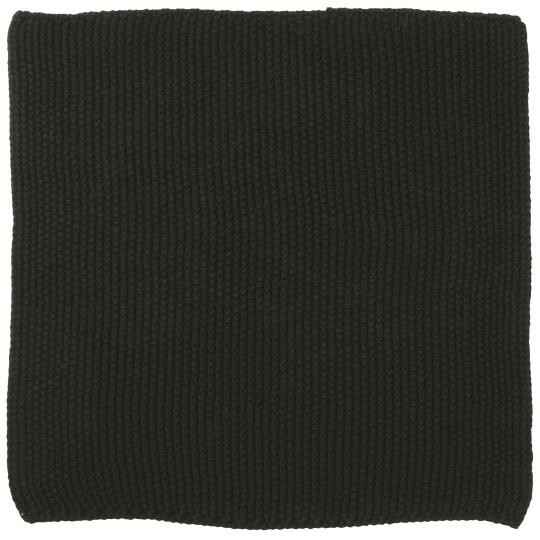 IB-Laursen  cloth Mynte Pure Black knitted  6351-24