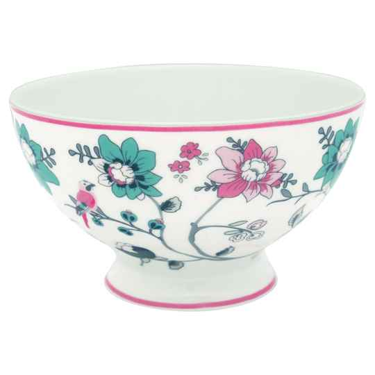GreenGate Soup Bowl Sienna White