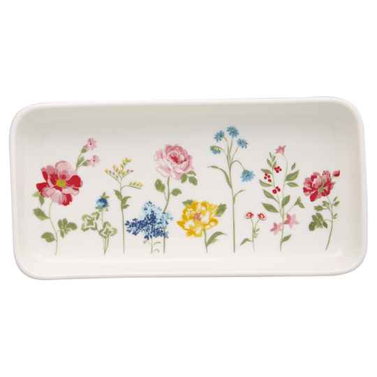 GreenGate  Tray small Thilde white   STWTRASTHL0104