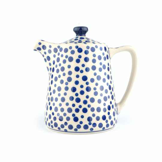 Bunzlau Castle  Tea Pot Straight 1000 m Crazy Dots 2471-1813