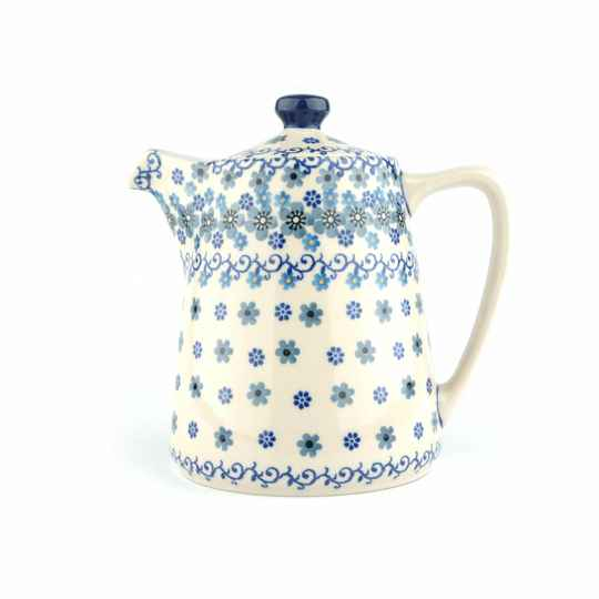 Bunzlau Castle  Tea Pot Straight 1000 m Winter Garden  2471-2084