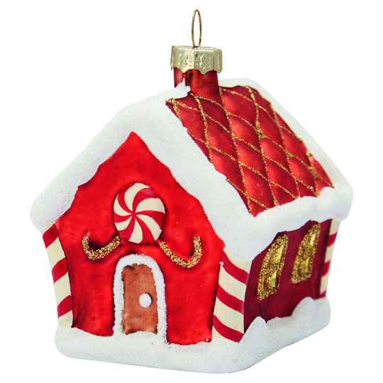 GreenGate Gingerbread House Glitter