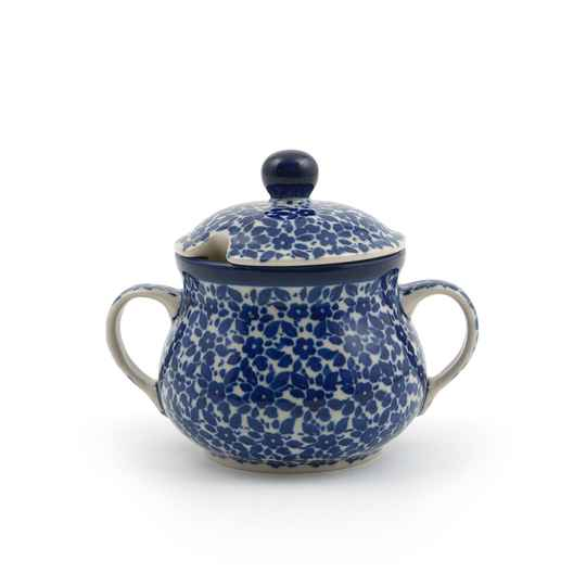 Bunzlau Castle  Sugar Bowl 200 ml Indigo   1035-2396