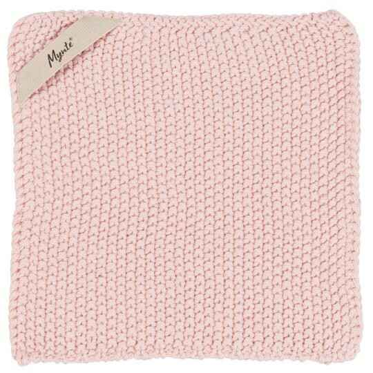 IB-Laursen Pot holder Mynte English Rose knitted  6350-07
