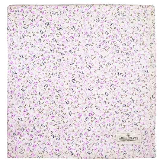 GreenGate Tablecloth Ginny White