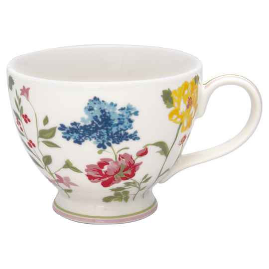 GreenGate  Teacup Thilde white    STWTECTHL0106