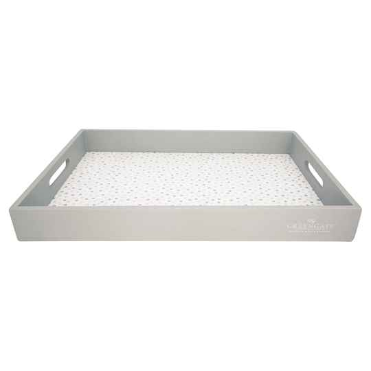 GreenGate  Tray Ellise white large  WOOTRALESE0102