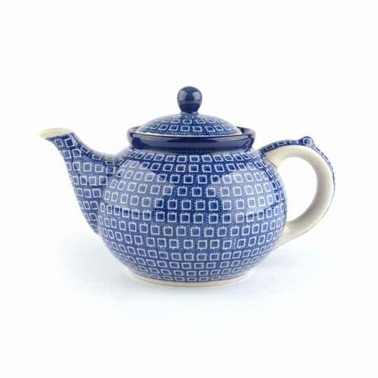 Bunzlau Castle  Theepot 1300 ml Blue Diamond  1060-2253