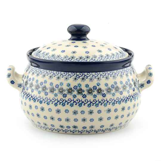 Bunzlau Castle   Tureen 3000 ml  Winter Garden  1090-2084