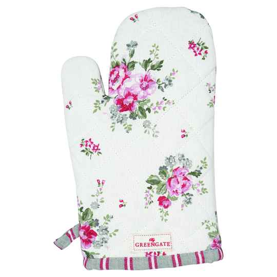 GreenGate Grill Glove Elouise White