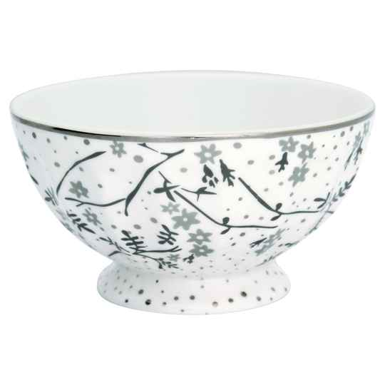 GreenGate French Bowl Xlarge Amira White