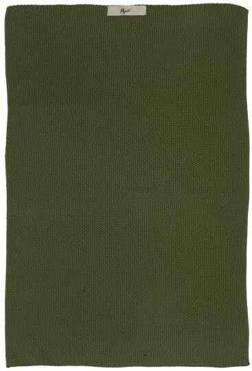 IB-Laursen Mynte dark green knitted  6352-55