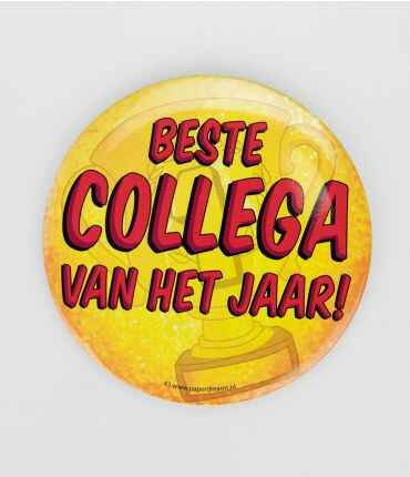 Collega - button XL