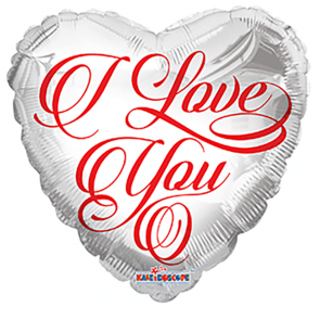 I love you - folieballon
