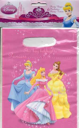 Disney princessen - party bags